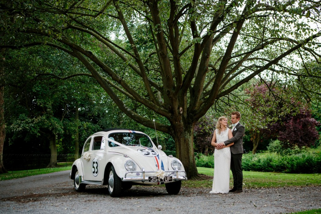 Laura & Barry | Hackthorn Village Hall Wedding Photography Lincoln |
