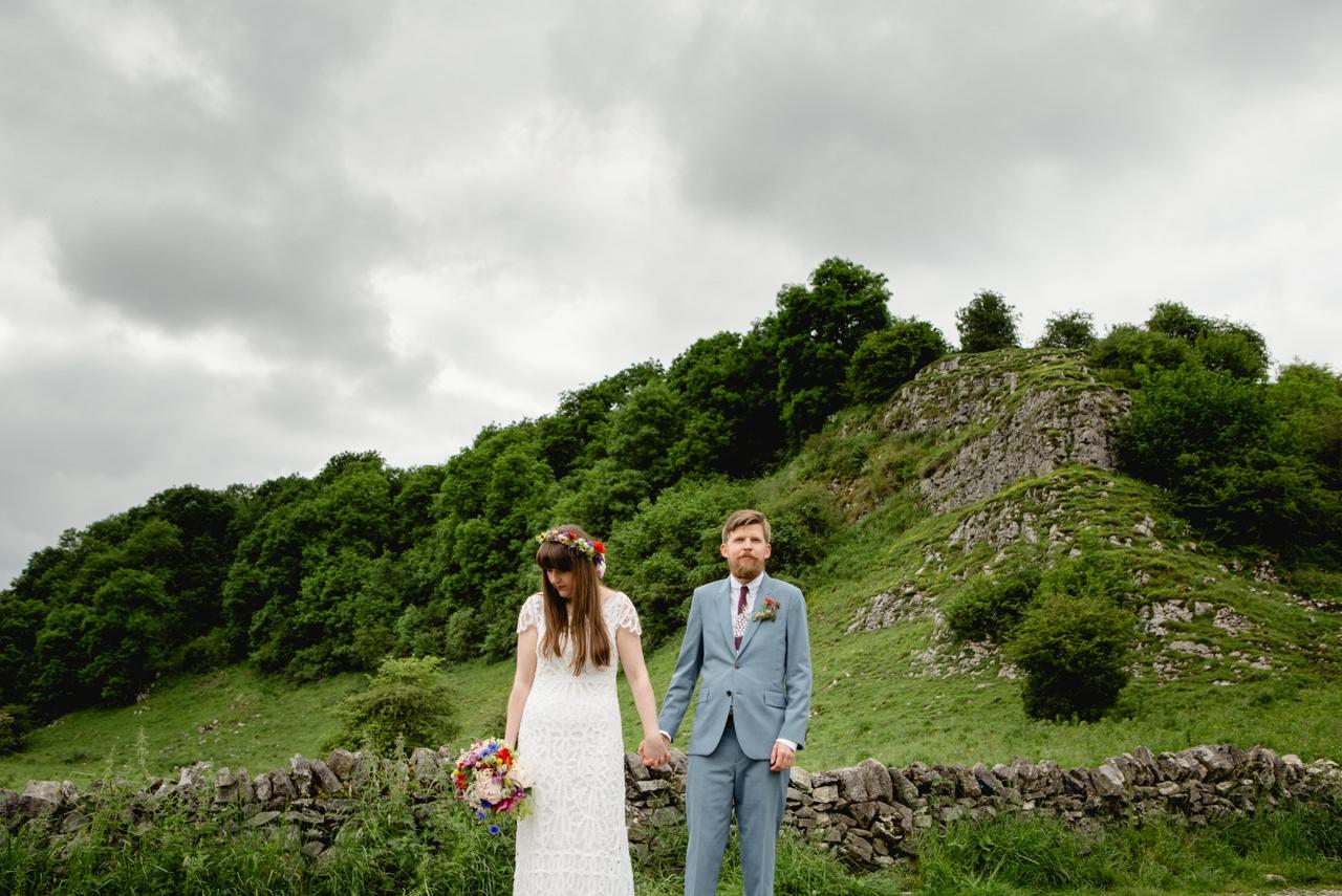 Hargate Hall Wedding Venue, Buxton | Sarah & Jon