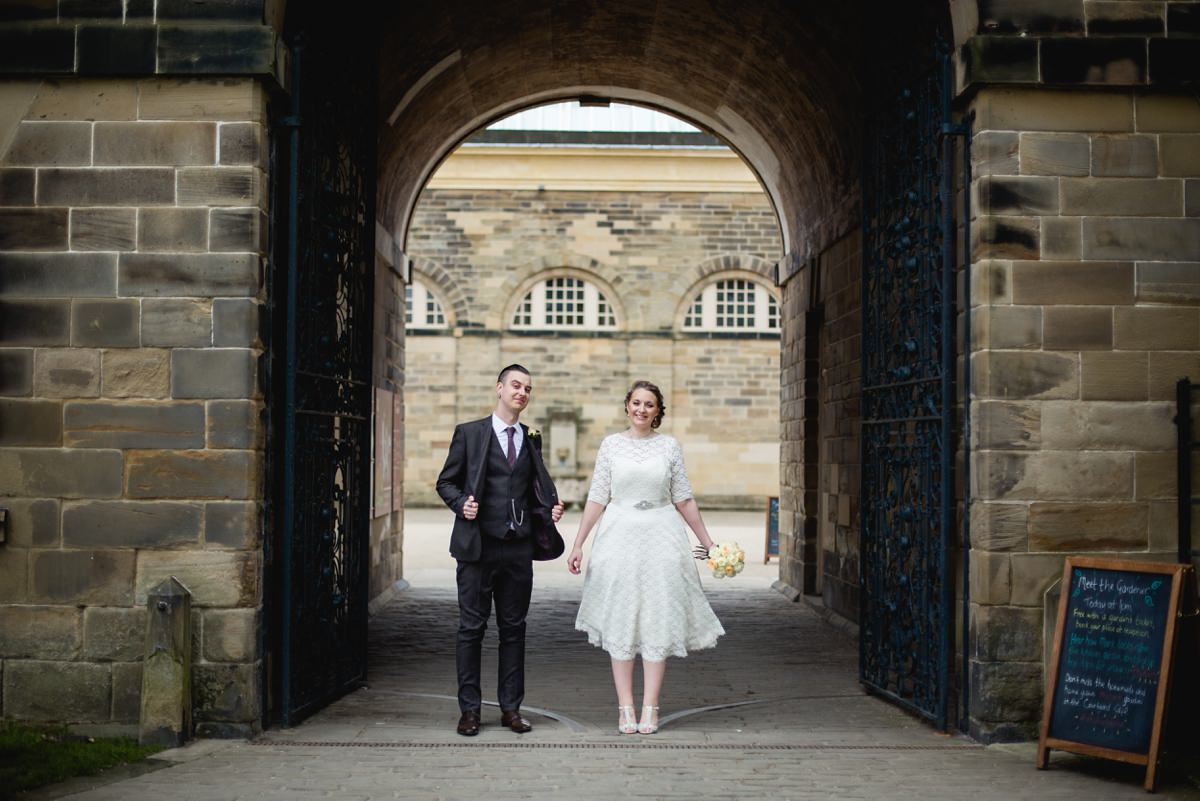 Nostell Priory Wedding Photographer Wakefield | Aimee & Dane